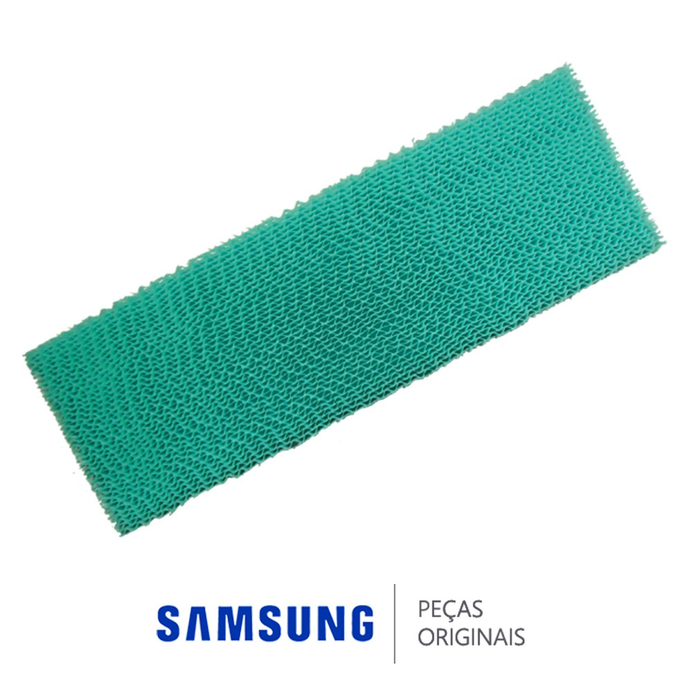 Bio Filtro de Ar da Unidade Evaporadora para Ar Condicionado Samsung  Diversos Modelos