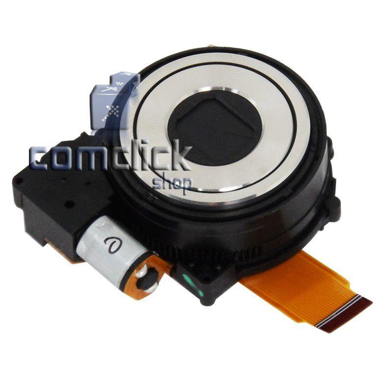 Bloco Ótico Prata para Câmera Digital Samsung L73