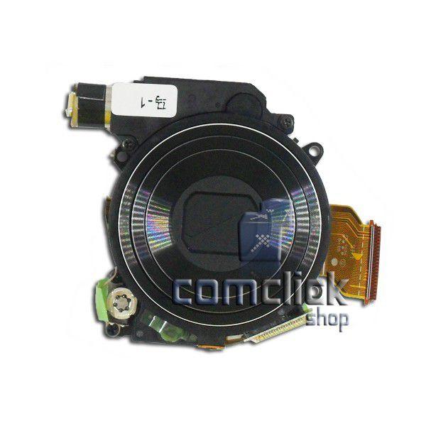 Bloco Ótico Preto para Câmera Digital Samsung original ST70