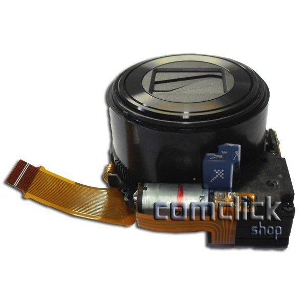 Bloco Ótico Preto para Câmera Digital samsung S85