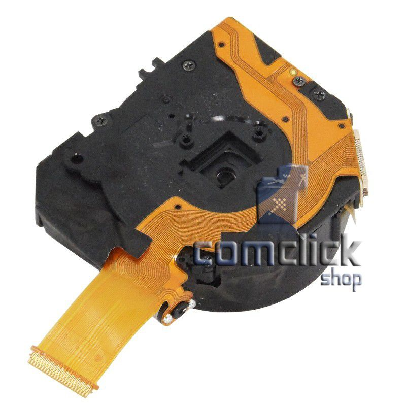 Bloco Ótico Preto para Câmera Digital Samsung ST5000, ST5500, CL80, PL200