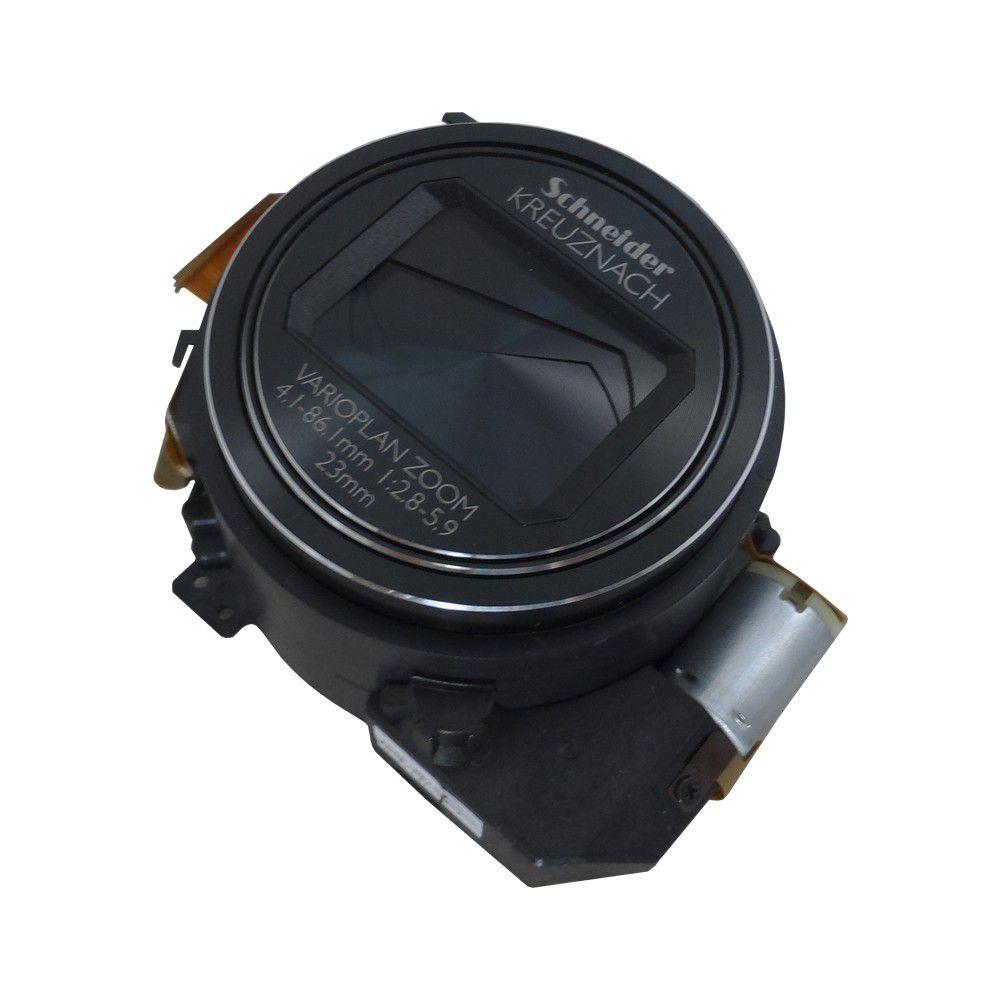 Bloco Ótico Preto Schneider Kreuznach para Câmera Digital Samsung WB850F