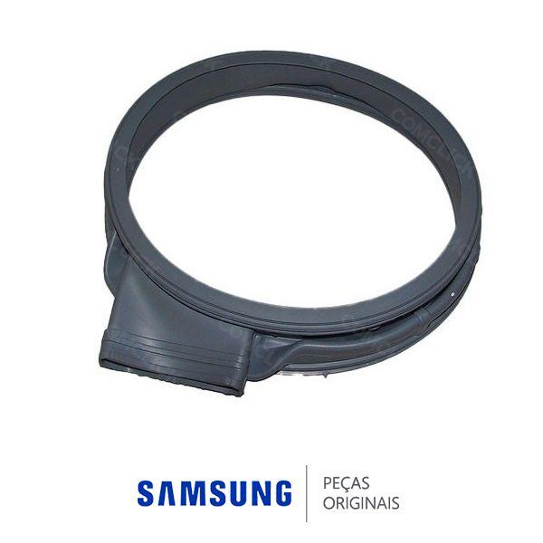 Borracha da Porta para Lava e Seca Samsung WD6122CKC, WD6122CKS, WD7102RBW, WD7122CKC, WD7122CK