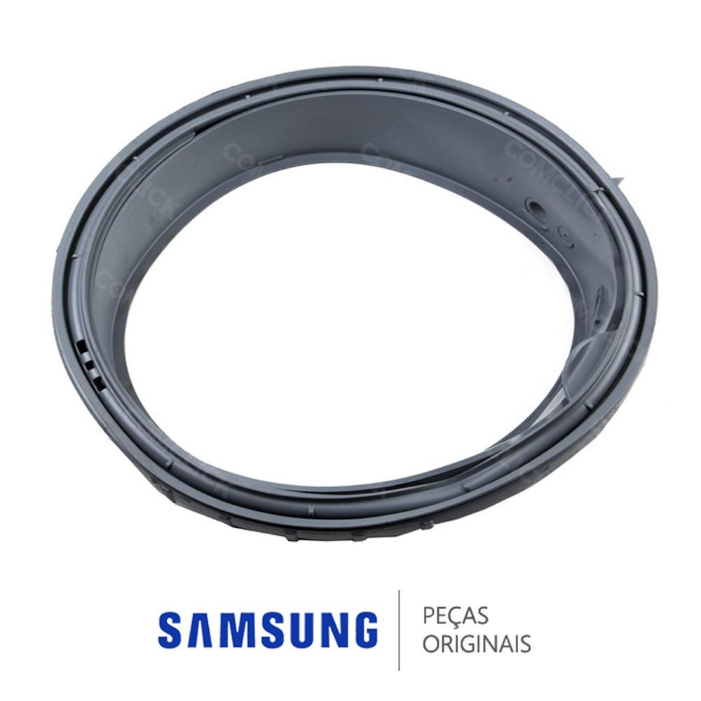 Borracha da Porta para Lavadora Samsung WF431ABP, WF448AAP