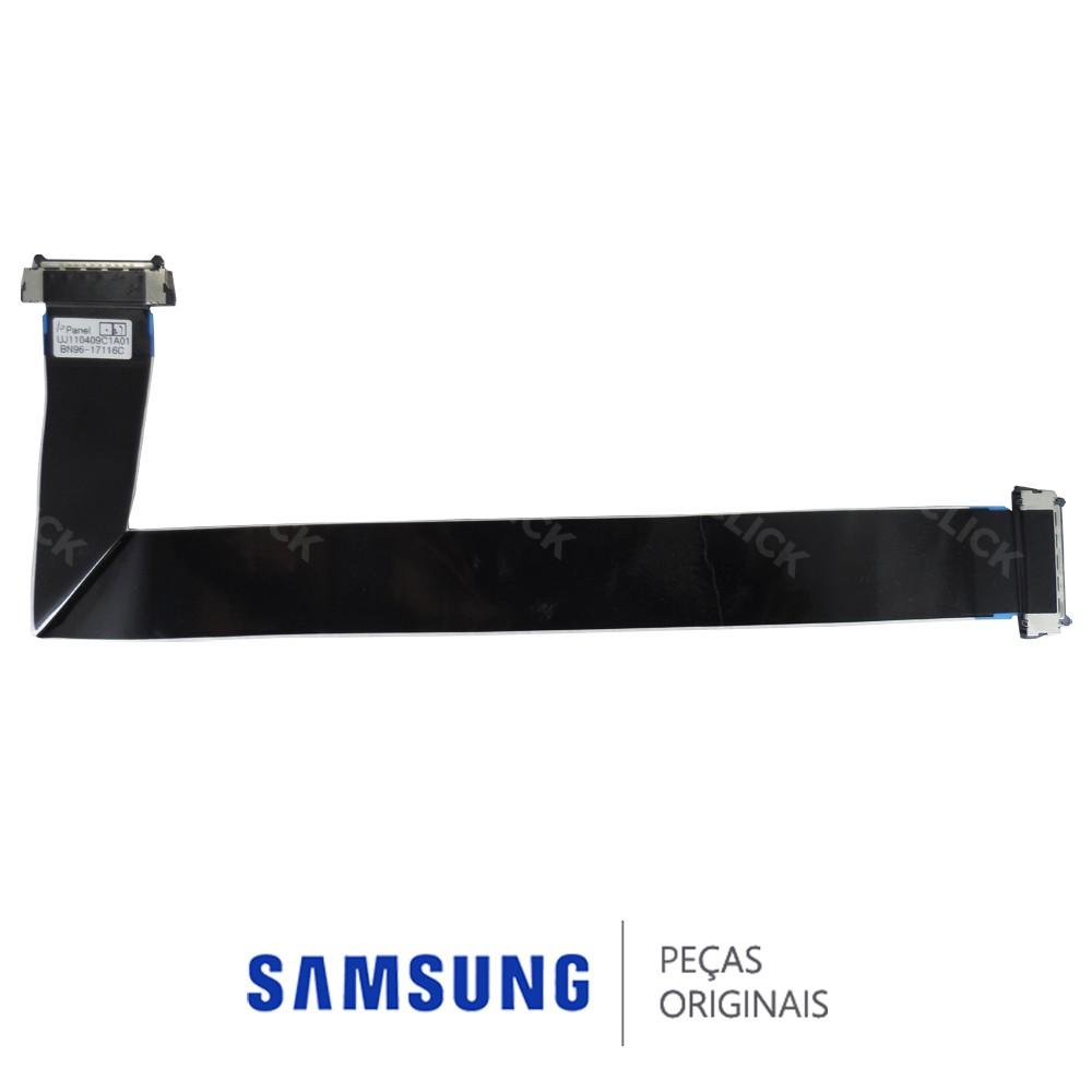 Cabo Flat LVDS para TV Samsung LN40D550K1G, LN40D550K7G