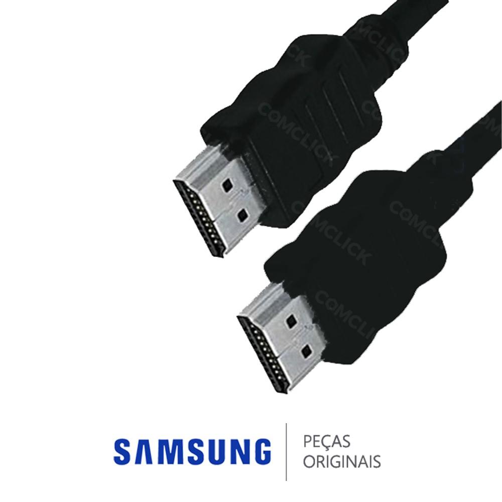 Cabo HDMI x HDMI  com 5 Metros Samsung para Diversos Aparelhos