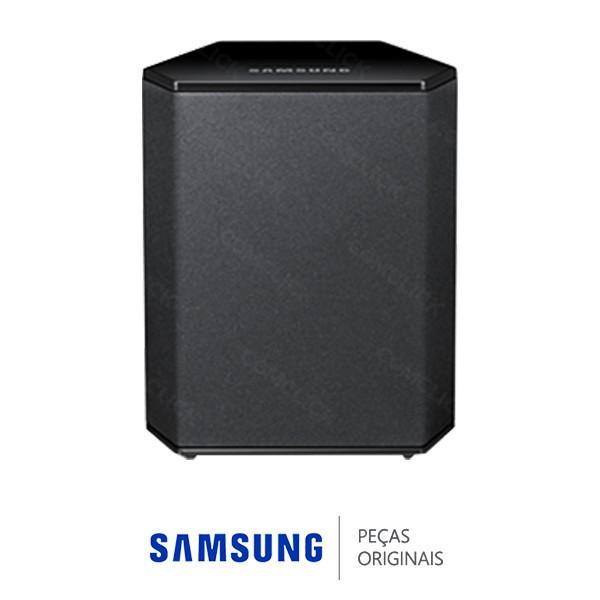 Caixa Satélite Traseira Direita 3 ohm PS-FS1-1 para Home Theater Samsung HT-F550K/ZD