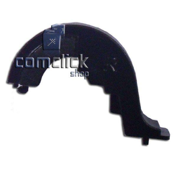 Capa da Dobradiça Direita Preta para Netbook Samsung NP-N150