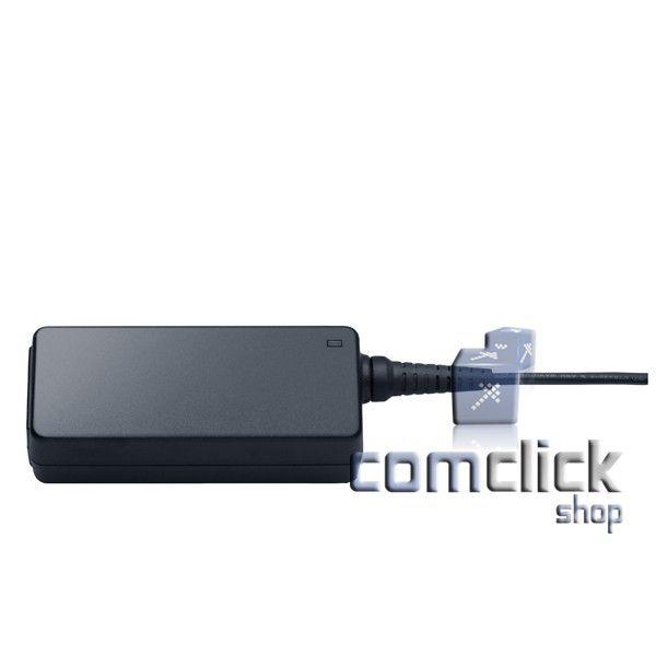 Carregador, Adaptador Fonte AA-PA3N40W / AD-4012NHF 12VDC Notebook Samsung XE500T1C, XE700T1C