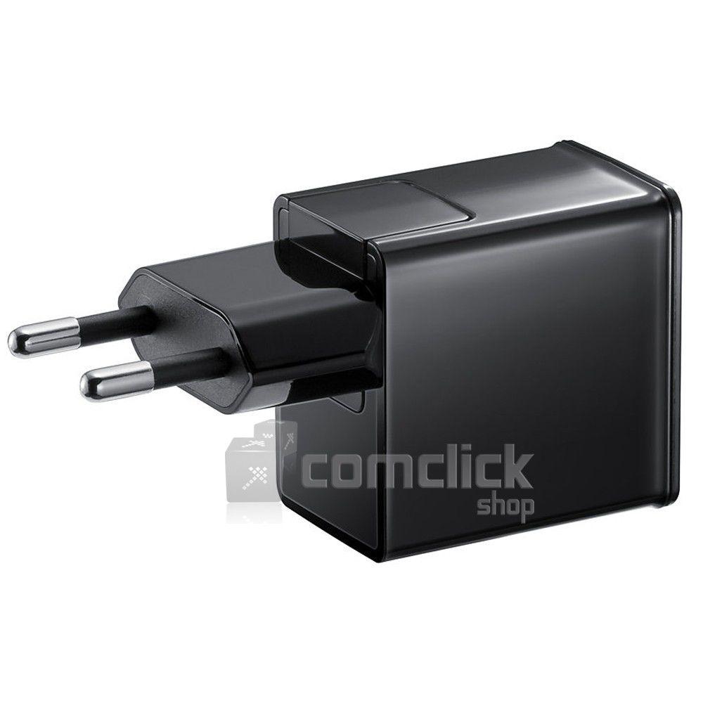 Carregador ETA-P11XBB 5V 2A para Tablet Samsung GT-P7500L, GT-P7510, GT-P7300L, GT-P1000L, GT-P1010