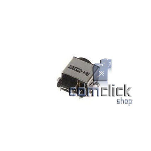 Conector do Carregador da Placa Mãe para Netbook Samsung Diversos Modelos
