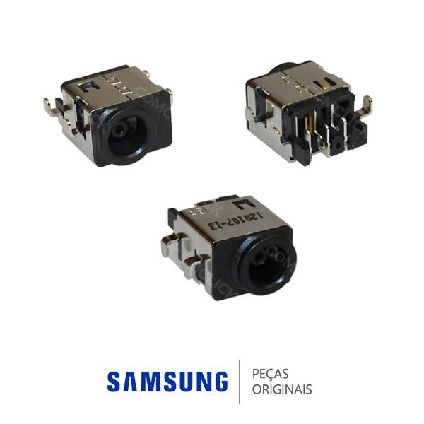 Conector do Carregador da Placa Mãe para Notebook e ATIV BOOK Samsung RC420, RF411, RF511, RV411, RV415, RV410, RV420, RV511