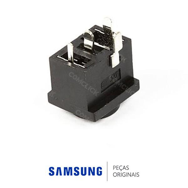 Conector do Carregador da Placa Principal para Monitor Samsung Diversos Modelos