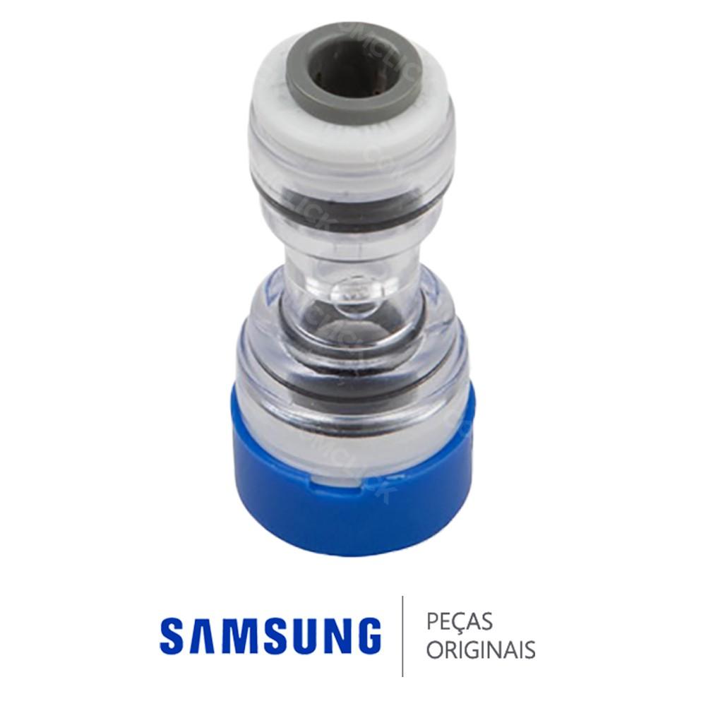 Conector para Mangueira de Água para Refrigerador Samsung Diversos Modelos