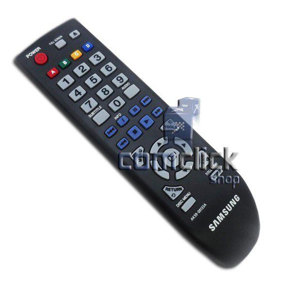 Controle Remoto para Bluray Samsung BD-D5100