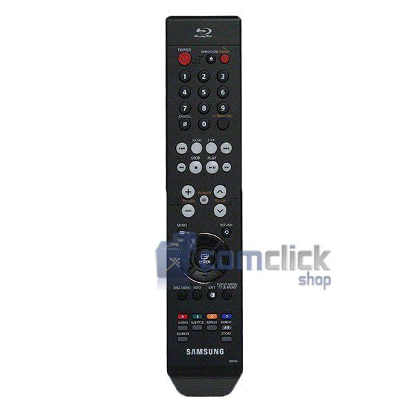 Controle Remoto para Bluray Samsung BD-P1400, BD-P1200