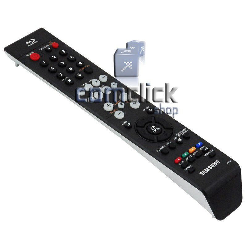 Controle Remoto para Bluray Samsung BD-P1500