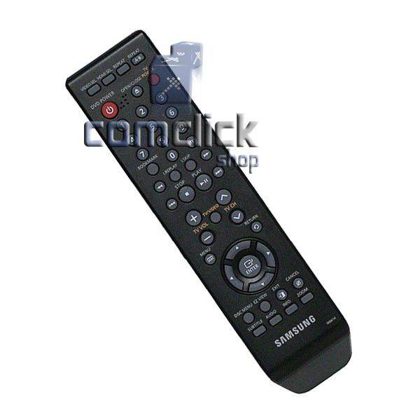 Controle Remoto para DVD Samsung DVD-1080P7