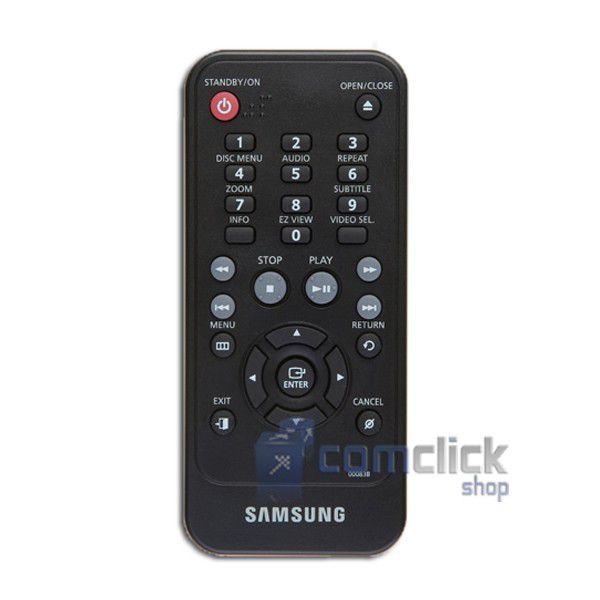 Controle Remoto para DVD Samsung F1080, FP580W, P380K
