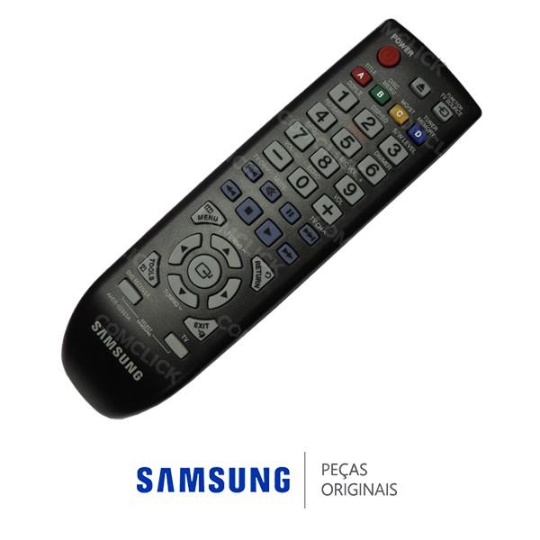 Controle Remoto para Home Theater Samsung HT-D350K, HT-D353HK