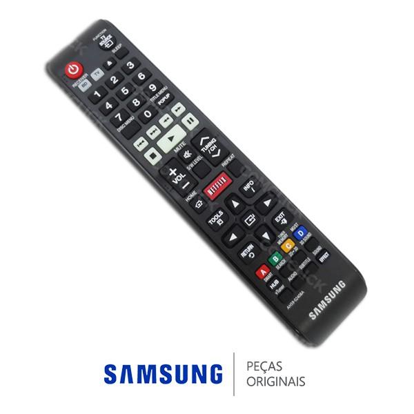 Controle Remoto para Home Theater Samsung HT-E6750W/ZD