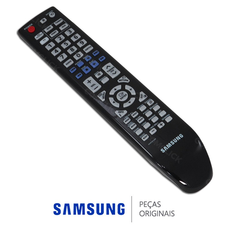 Controle Remoto para Home Theater Samsung HT-TZ322, HT-Z320