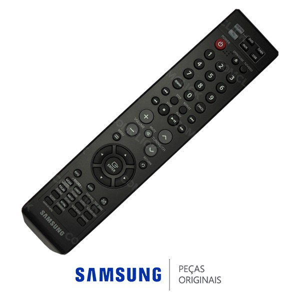 Controle Remoto para Home Theater Samsung HT-X20T, HT-X20TS