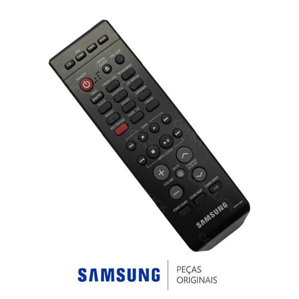 Controle Remoto para Micro System Samsung MAX-A55T/XAZ, MAX-G55TD/XAZ, MAX-A55TSXAZ