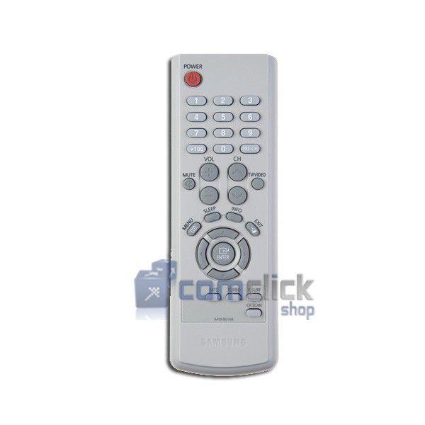Controle Remoto para TV Samsung CL21M21MQ2X, CL21M21MQ2