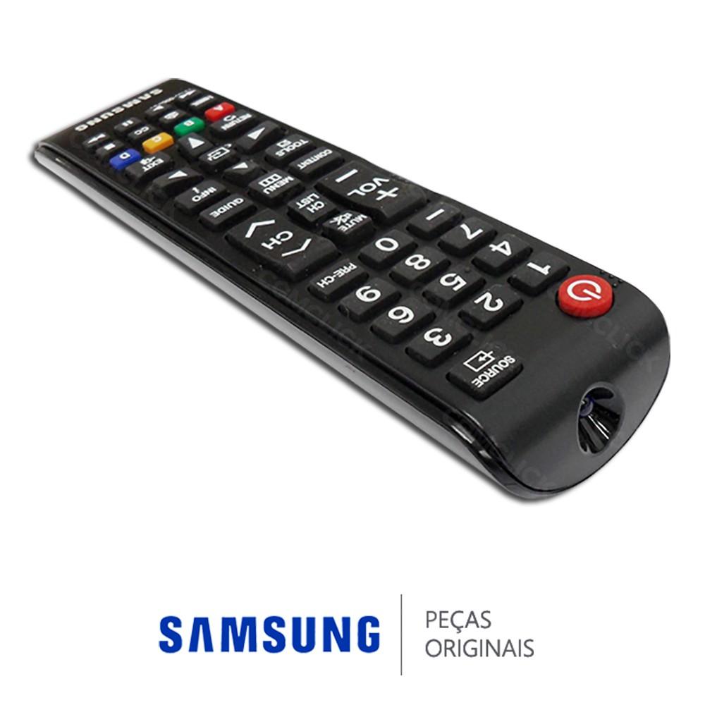 Controle Remoto para TV Samsung Plasma E490, E8000 e LED EH6030