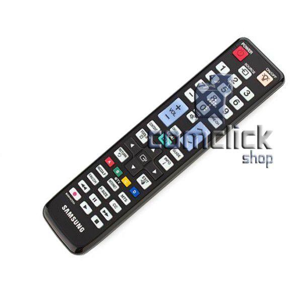 Controle Remoto para TV Samsung UN46C6900VM, UN55C6900VM, LN40C650L1M, LN46C650L1M, UN32C5000QM
