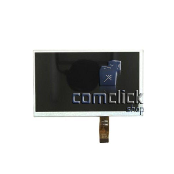 Display LCD 7 Polegadas para Porta Retrato Digital Samsung