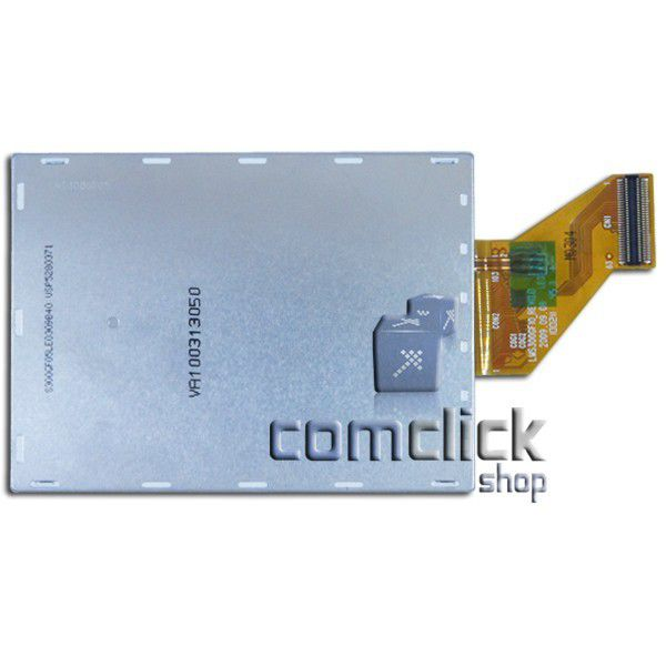 Display LCD para Câmera Digital Samsung WB600, WB610, HZ30W?