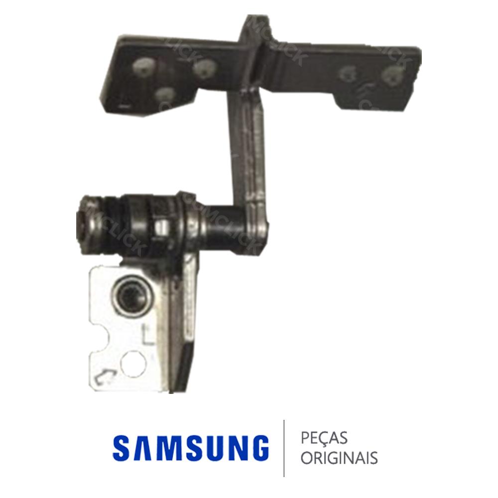 Dobradiça Esquerda do Visor para Notebook Samsung NP-R430, NP-R440, NP-R480, NP-RV410