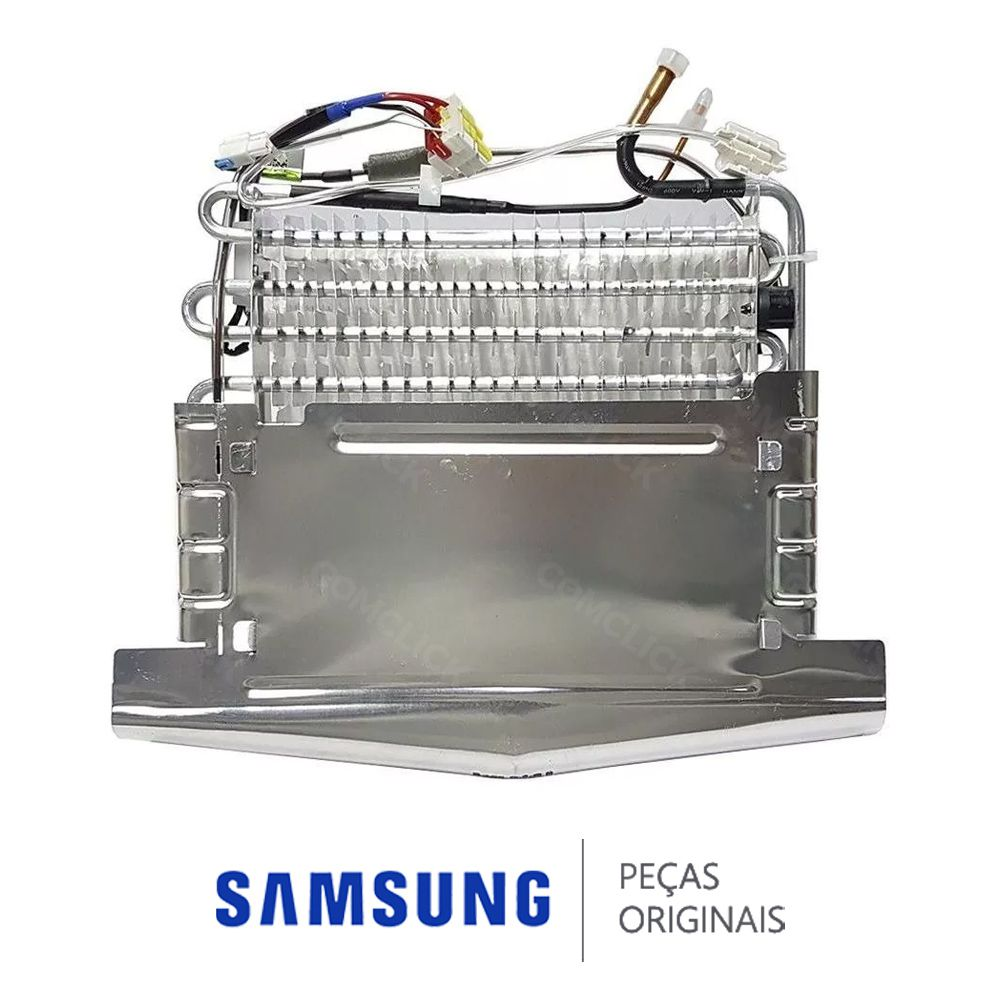 Evaporador Completo do Refrigerador com Resistência 110V 140W Refrigerador Samsung RS21HD