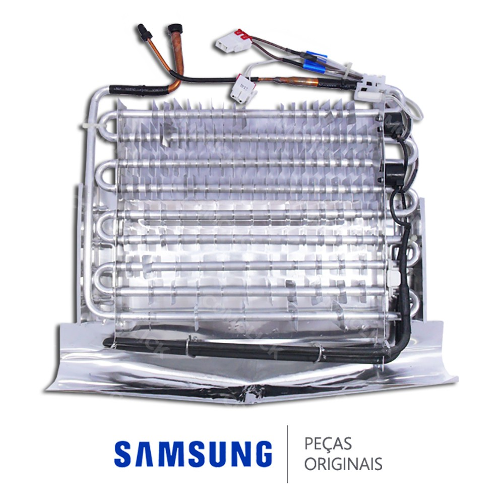 Evaporador Completo do Refrigerador com Resistência 110V Refrigerador Samsung RSH1DTMH1, RSH1DTSW1
