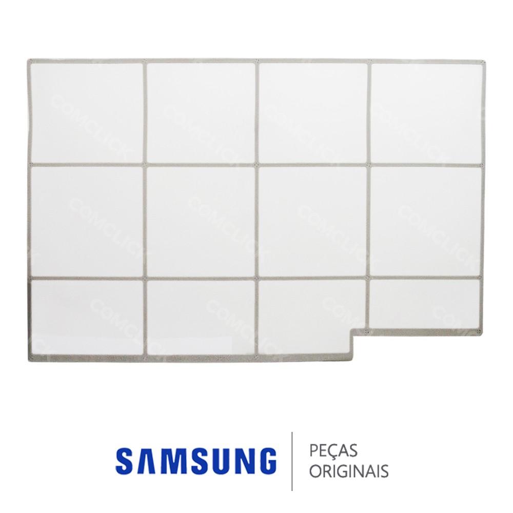 Filtro de AR Direito da Unidade Evaporadora para Ar Condicionado Samsung 24.000 BTUS