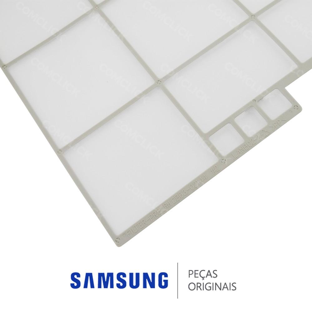 Filtro de Ar Direito FULL HD da Unidade Evaporadora para Ar Condicionado Samsung 9000 e 12000 BTUS