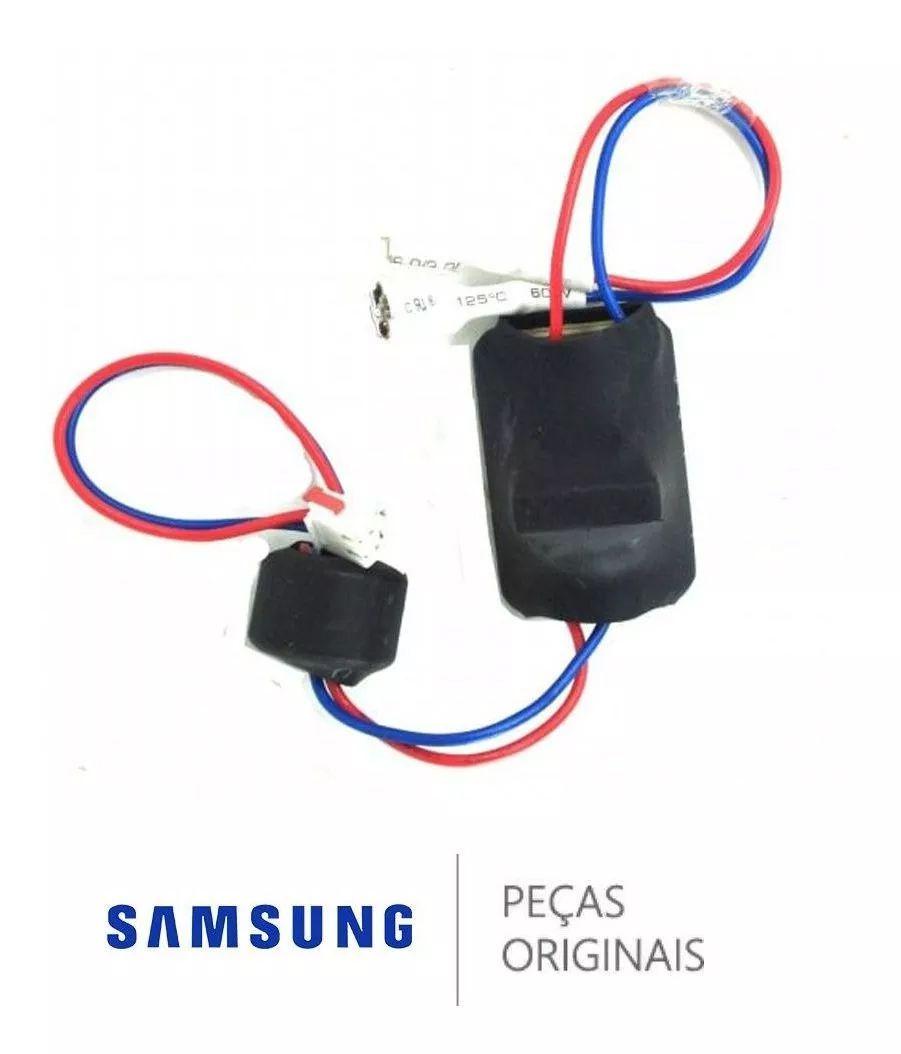 Filtro de Ruído - Linha, da Unidade Evaporadora para Ar Condicionado Samsung AQV24PSBT, ASV24PSBT