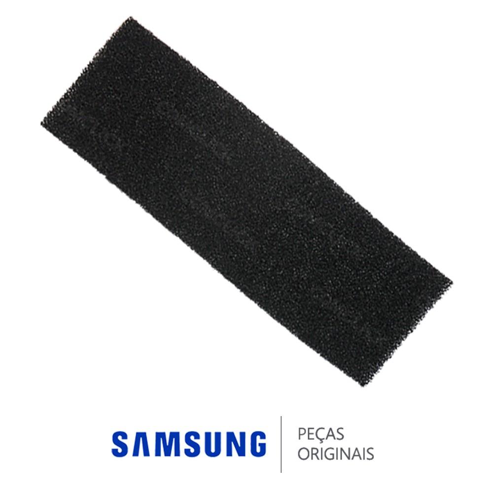 Filtro Desodorizador da Evaporadora Ar Condicionado Samsung Linha Vivaldi, Max, Max Plus, Crystal
