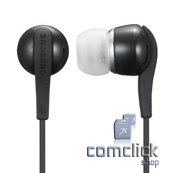 Fone de Ouvido Intra-Auricular EHS60ANNBE Preto para Celular Samsung Diversos Modelos