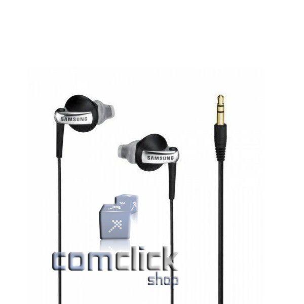 Fone de Ouvido Preto AA-EP473SBE para Celular Samsung SGH-I900L, SGH-I900, GT-I8510L