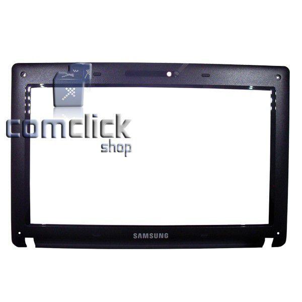 Gabinete Frontal Preto do Display para Netbook Samsung NP-N150