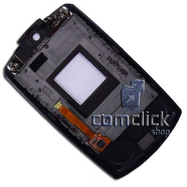 Gabinete Frontal Preto para Celular Samsung SGH-A706