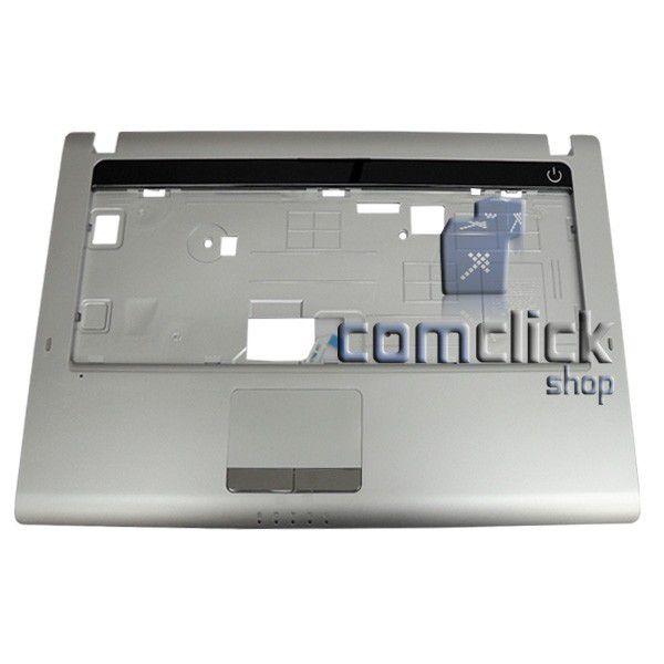 Gabinete Superior com Touch Pad para Notebook Samsung NP-RV410