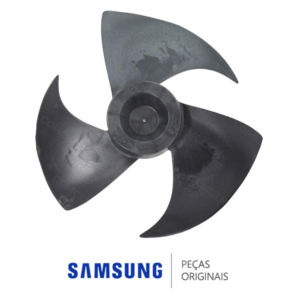 Hélice do Ventilador da Unidade Condensadora para Ar Condicionado Samsung 18000 e 24000 BTUS