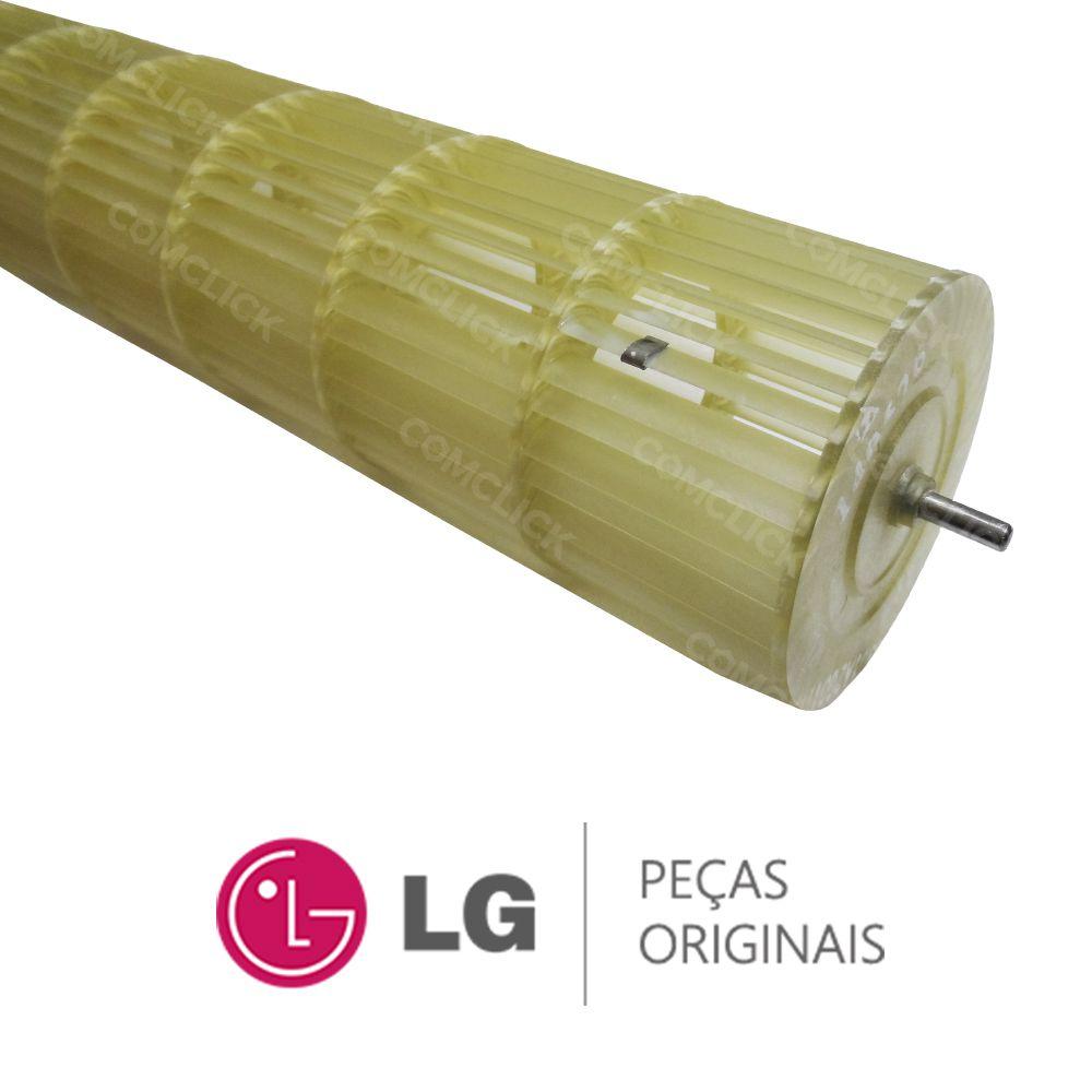 Hélice, Turbina do Ventilador Evaporadora Ar Condicionado LG 9.000 / 12.000 BTUS