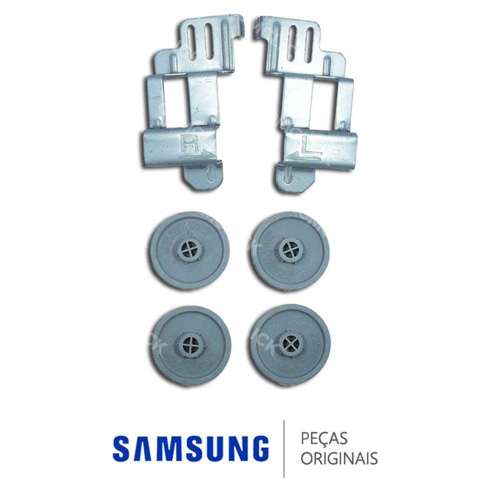 Kit de Empilhamento SK-DH para Lavadora e Secadora Samsung Diversos Modelos