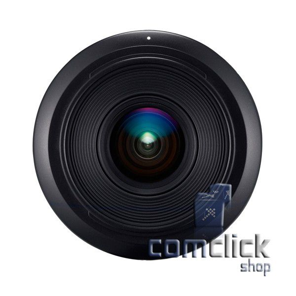 Lente Externa Intercambiável EX-M60SB/US 60MM F/2.8 MACRO ED OIS Preta para Câmera Samsung NX