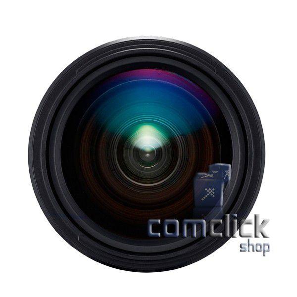 Lente Externa Intercambiável EX-T85NB/US 85MM F/1.4 ED Preta para Câmera Samsung NX